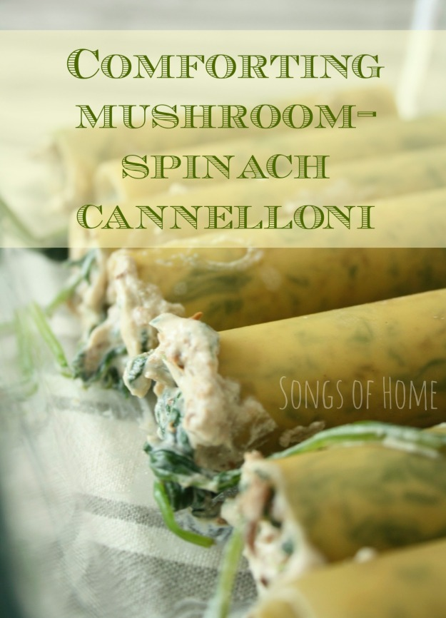Mushroom_Spinach_Cannelloni