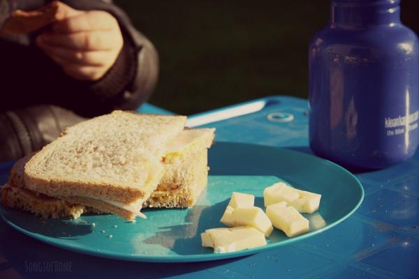 picnic parenting bread